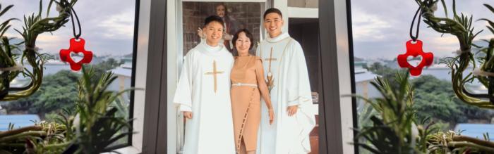 Hermanos dehonianos en Filipinas