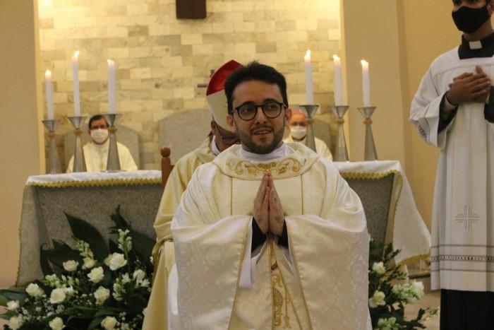 Nuovo sacerdote: P. Dalmon Luiz Nogueira Lemos