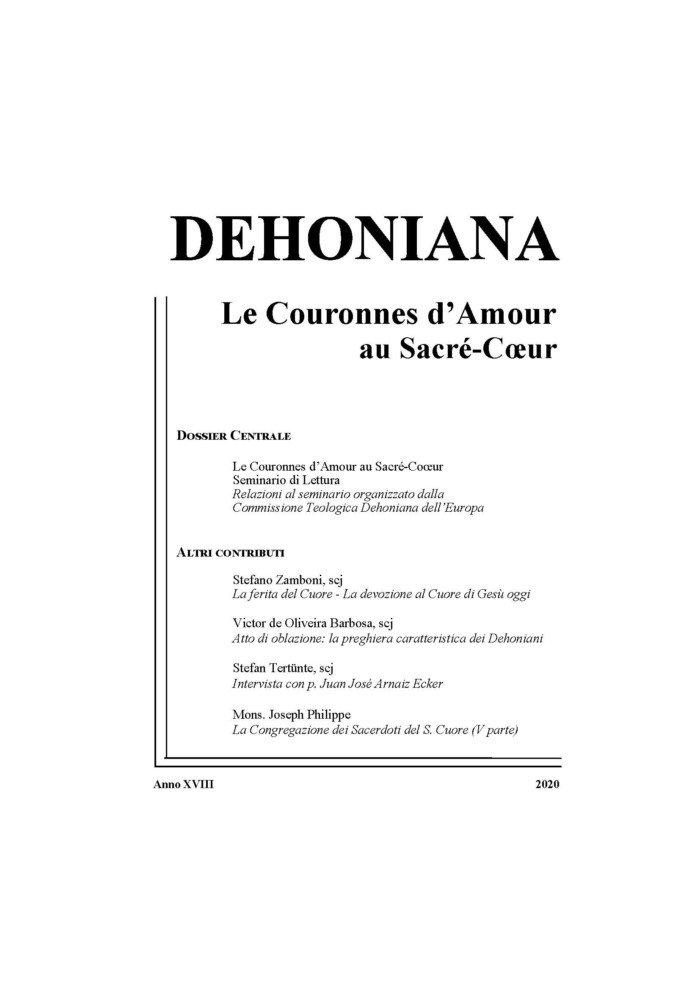 Dehoniana 2020