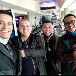 Nuova presenza dehoniana in colombia, aeroporto
