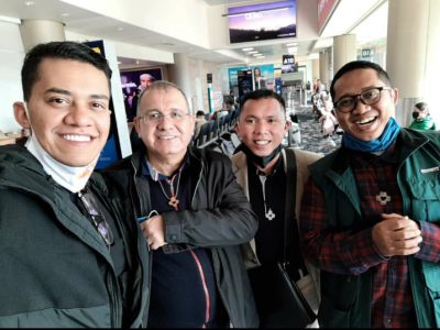 Começa a nova missão na Colômbia!