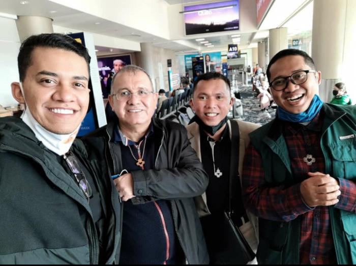 ¡Comienza la nueva misión en Colombia!