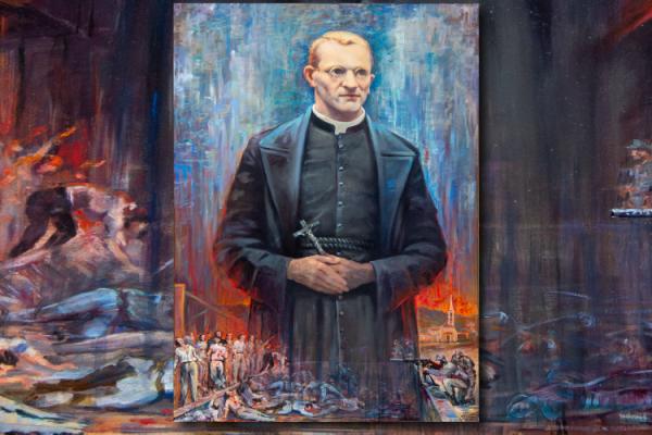 Investigación histórica sobre el martirio del Padre Martino Capelli