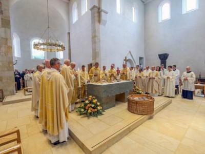 Bischofsweihe Dr. Heiner Wilmer im Mariendom Hildesheim