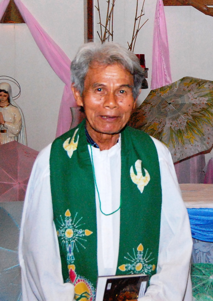 Fr. Sebastianus Budiwinoto