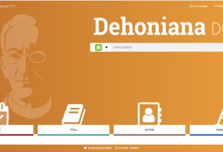 Le dehoniana numérique complet en italien et en français