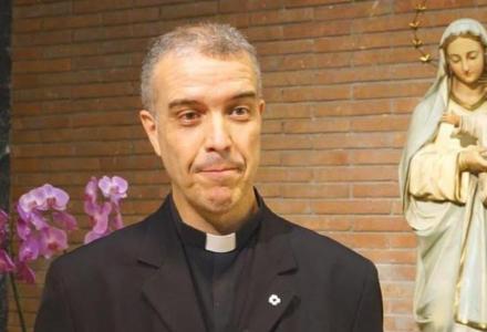 Anniversaire de l'élection du Père Carlos Luis Suárez Codorniù