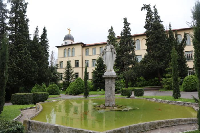 """Centro de Espiritualidade """"Escola Apostólica do Sagrado Coração"""""""