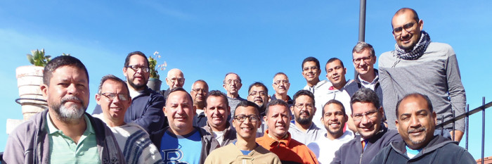 Assemblée annuelle des Dehoniens du Venezuela