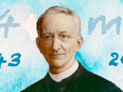 Anniversary of the birth of Fr. Dehon