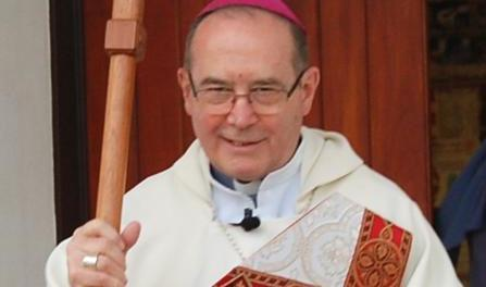 Resignation of Msgr. Bressanelli – bishop of the diocese of Neuquén, Argentina