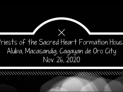 Sacred Heart Formation House (Video)