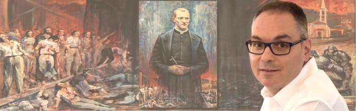 """""""P. Capelli se comprometió a cuidar personalmente al pueblo de Dios sufriente"""""""
