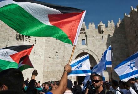 Scontri? No, la pace in Medio Oriente