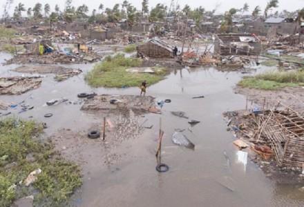 La crise climatique et le drame des personnes déplacées