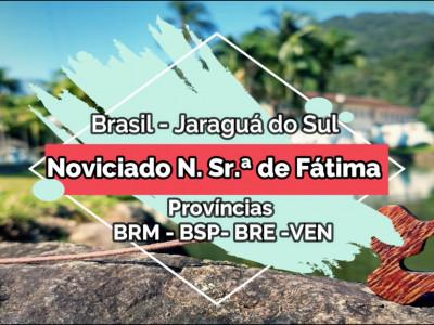 Noviciado Nossa Senhora de Fátima (Vidéo)