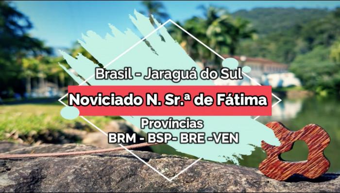 Noviciado Nossa Senhora de Fátima (Video)