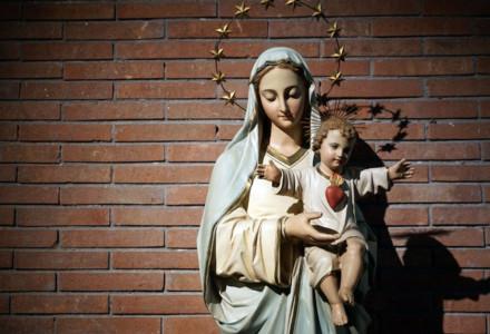 Beata Vergine Maria Mediatrice di tutte le grazie
