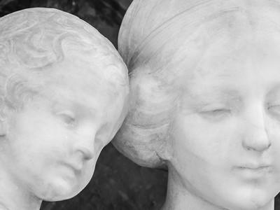Mãe e guardiã do seu Filho de Deus