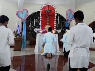 Priests of the Sacred Heart – Novitiate (Vídeo)