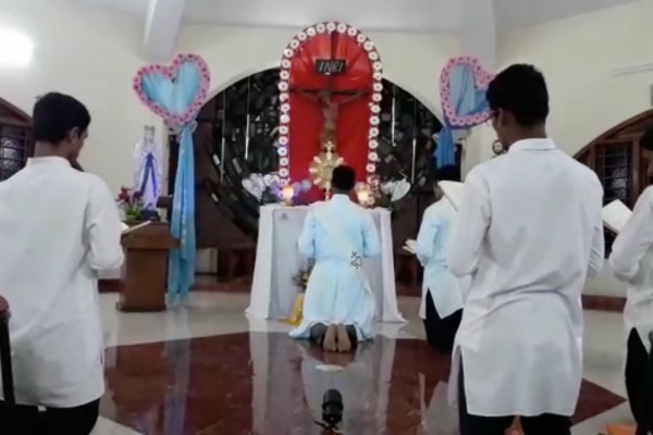 Priests of the Sacred Heart – Novitiate (Video)