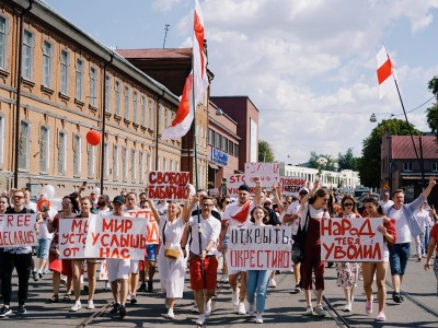 Dehonians imprisoned in Belarus