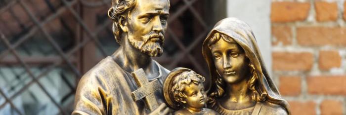 Family: real and sacred