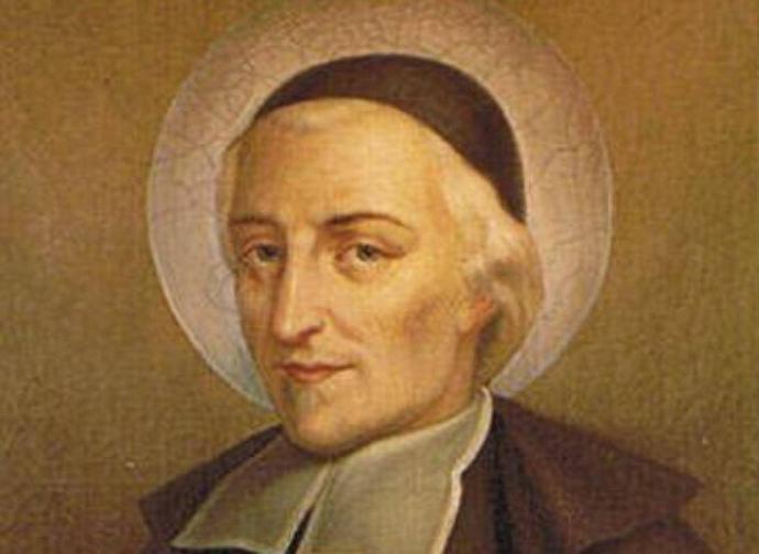São João Eudes,  presbítero