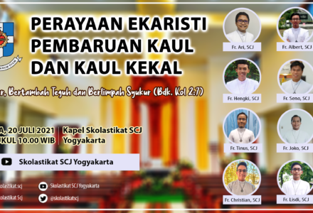 Profession perpétuelle à Yogyakarta (Indonesia)