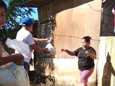 Tres tifones sucesivos azotaron Filipinas